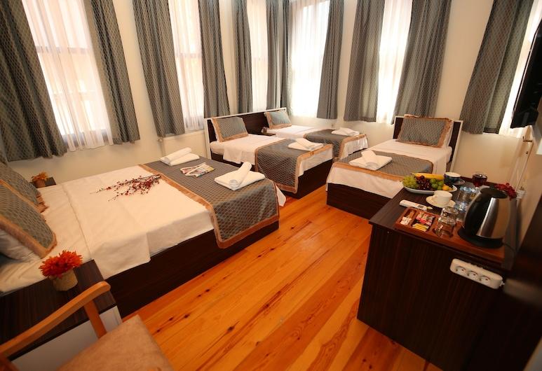 Grand Konak Hotel, Istanbul, Rom – family, Gjesterom