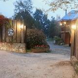 ทางเข้าโรงแรม