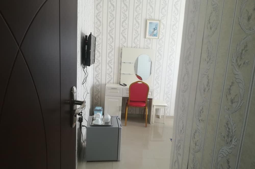 Deluxe dvokrevetna soba - Mini-hladnjak