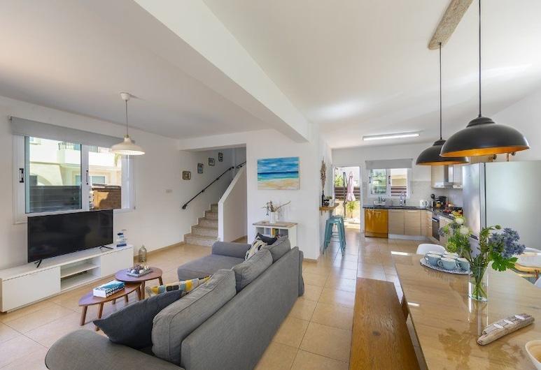 Protaras Villa Kochili, Protaras, Villa, 3 Bedrooms, Private Pool, Living Area