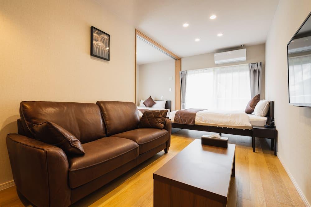 Izba, nefajčiarska izba (Superior A) - Obývacie priestory