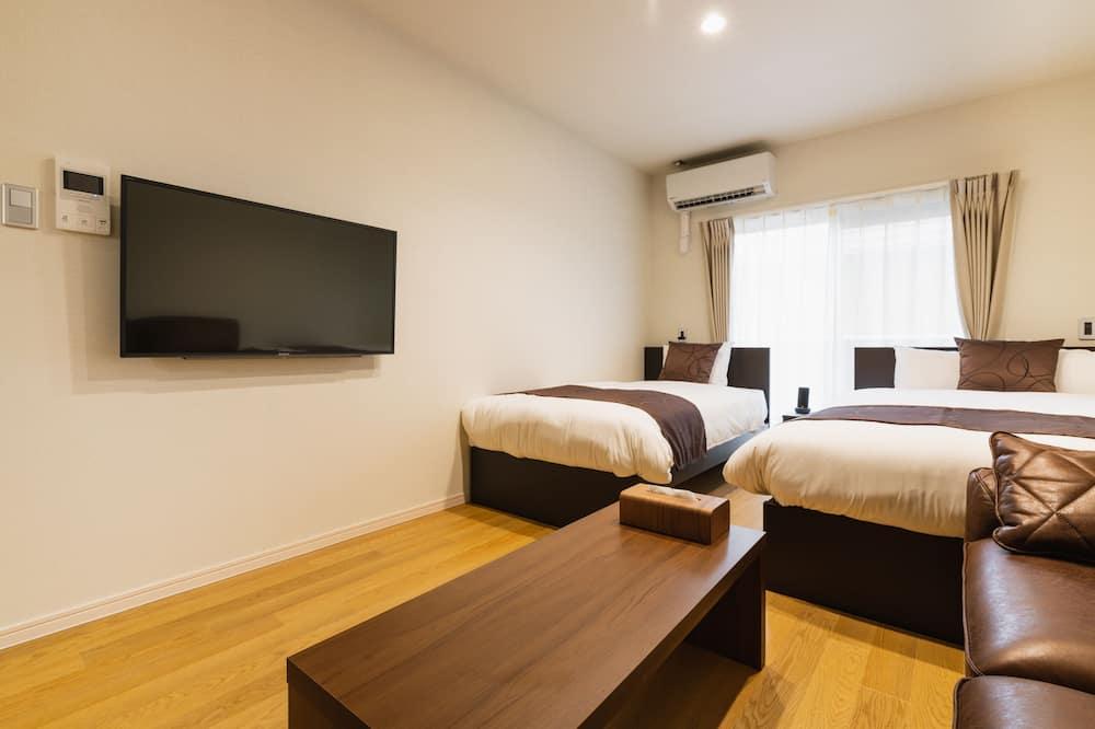 Izba, nefajčiarska izba (Standard B) - Obývacie priestory