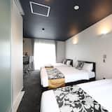 Superior Δωμάτιο, Περισσότερα από 1 Κρεβάτια, Μη Καπνιστών, Κουζίνα (C) - Περιοχή καθιστικού