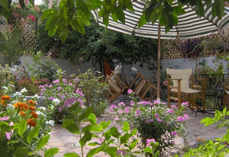 Pension Castello, Ρέθυμνο, Κήπος