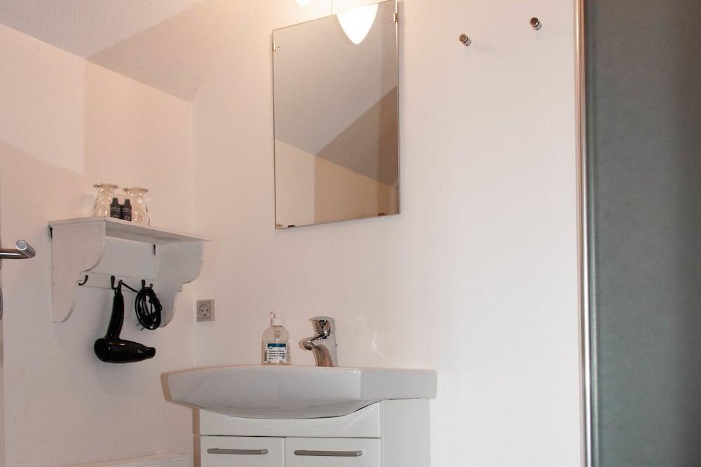 Habitación doble estándar, 1 cama Queen size, para no fumadores (Nr. 4) - Baño