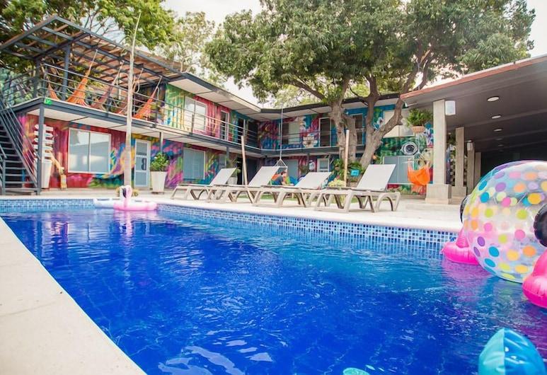 Casa Avelina Hostal - Hostel, Santamarta