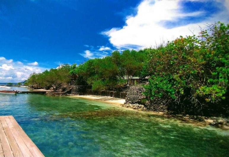 Ecohotel Las Palmeras, Ilha Rosario, Fachada do Hotel