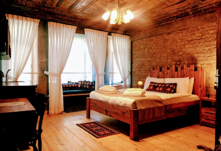 Zeytin Agaci Hotel, Istanbul, Superior Queen Room (#1), Guest Room