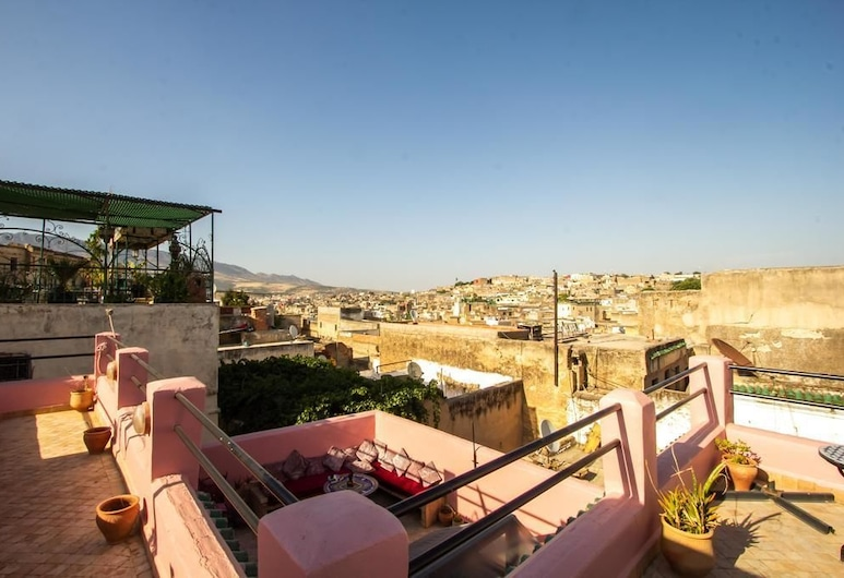 Dar Bab Jdid, Fes, Terrace/Patio