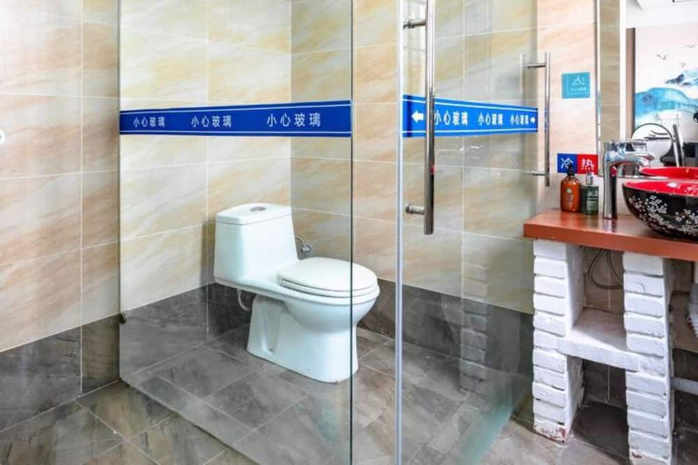 Deluxe Double Room (Mainland Chinese Citizen Only) - Bathroom