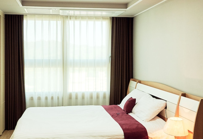 Residence Hotel Eden Stay, Geoje, Apartment, 3Schlafzimmer, Zimmer