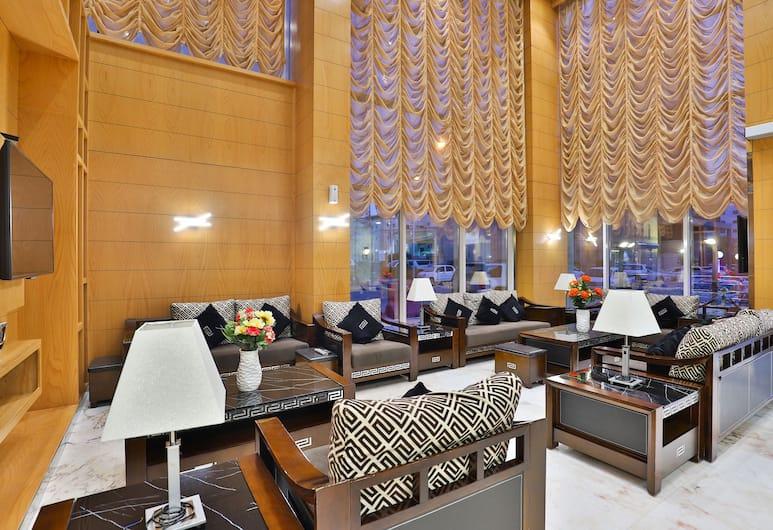 OYO250 AlYamama Palace Hotel Suite Olaya, Riyadh, Reception