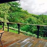 Deluxe Villa - Balkon