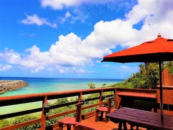 讀谷沖繩讀谷洞爺湖海濱屋飯店的相片