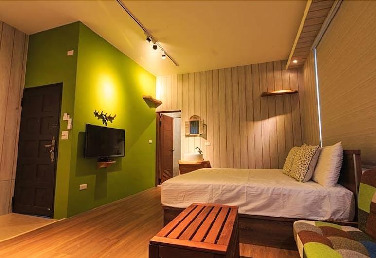 Tabebuia B&B, Μιαόλι, Deluxe Δίκλινο Δωμάτιο (Double), Δωμάτιο επισκεπτών