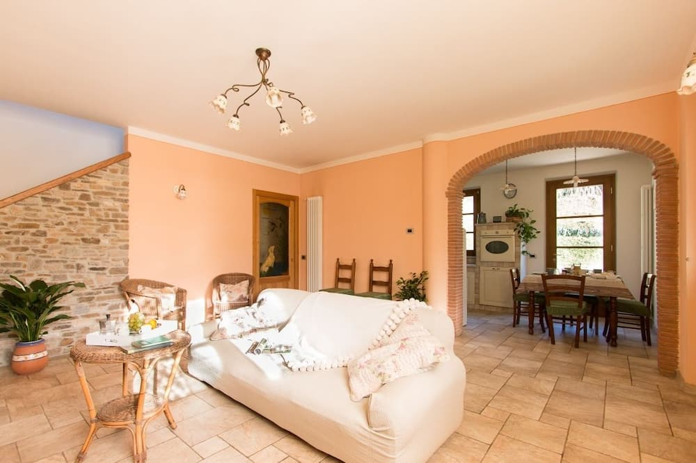 Villa, 2Schlafzimmer - Wohnzimmer