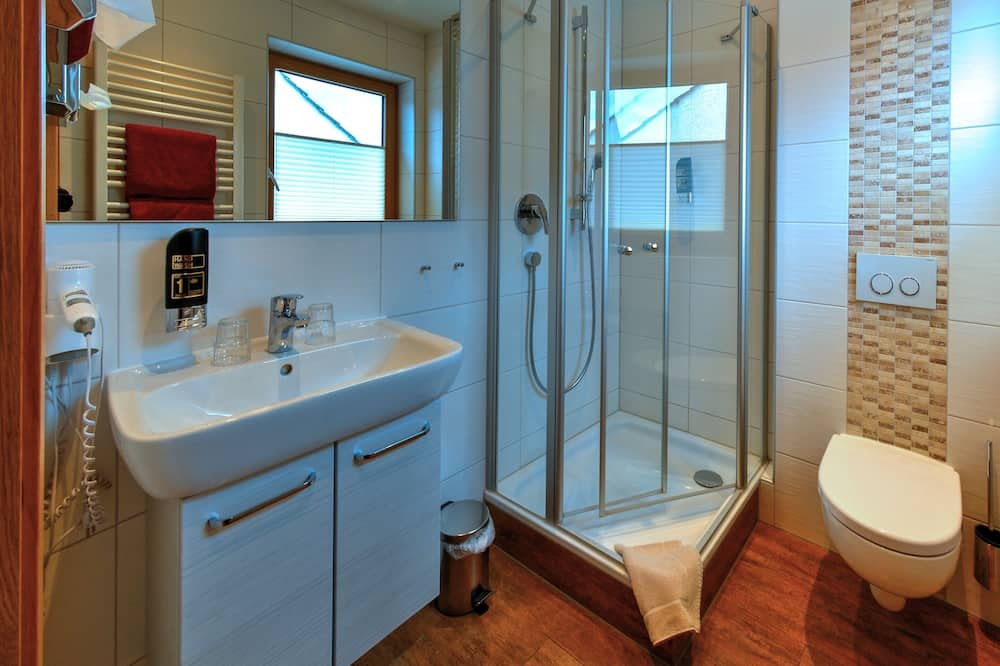 Habitación doble - Cuarto de baño