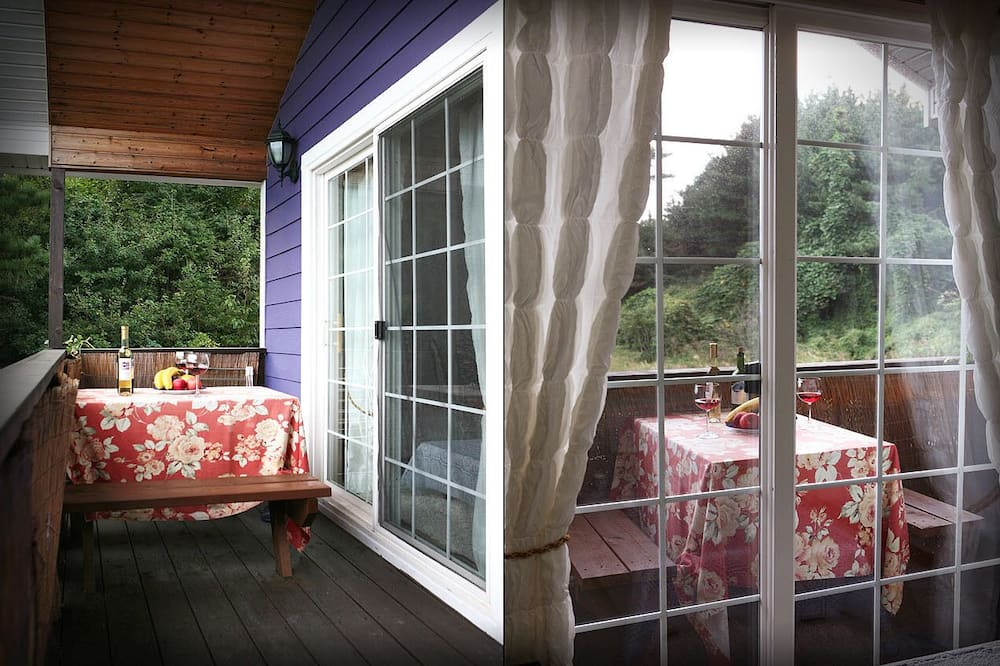 Стандартна студія (Couple) - Балкон