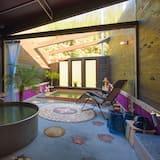Палатка, для некурящих - Ванная комната