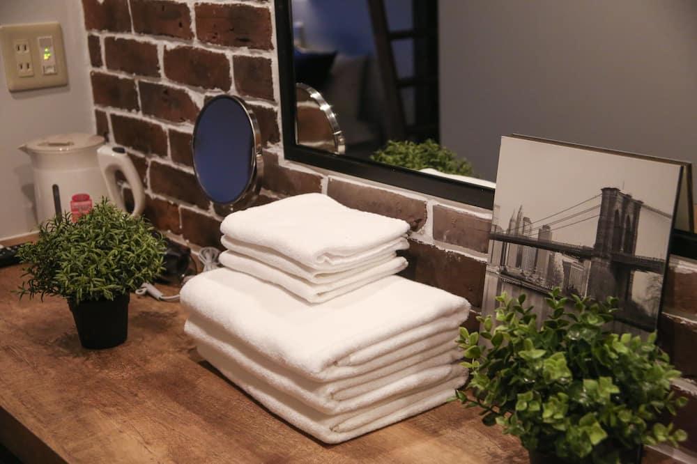Family Δωμάτιο (Standard, Bunk Bed: Single/Double) - Περιοχή καθιστικού