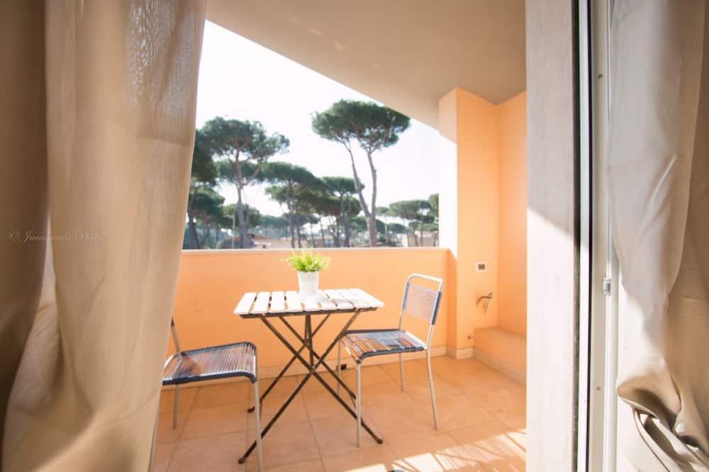 Villa, piecas guļamistabas - Balkons