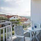 Apartemen, 2 kamar tidur, balkon - Balkon