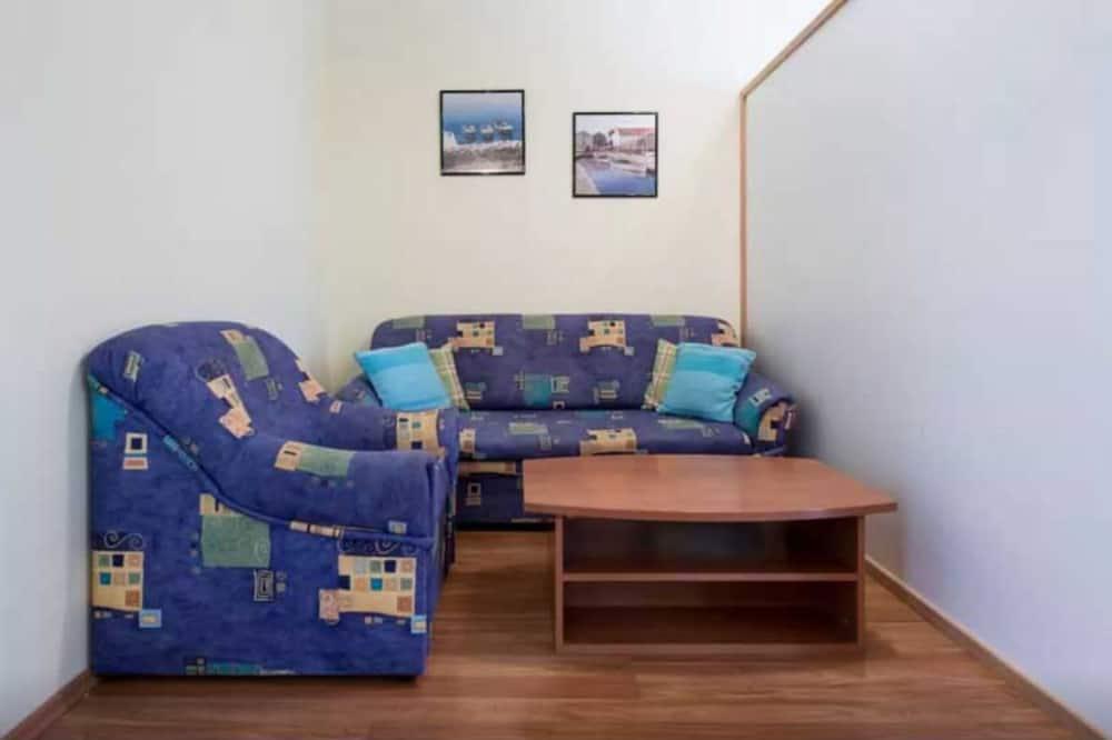 Apartemen, 1 kamar tidur, teras - Area Keluarga