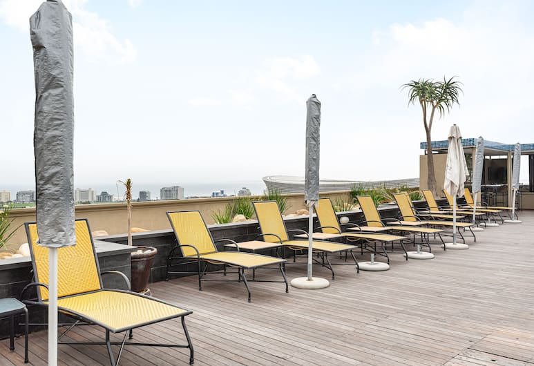 Cape Royale 607, Cape Town, Rooftop Pool
