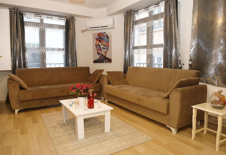 Dorne Suite Taksim, İstanbul, Deluxe Apart Daire, Oda