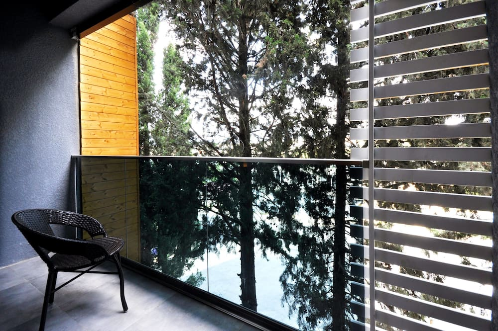 Deluxe-Zimmer, 1 Schlafzimmer, Stadtblick - Balkon