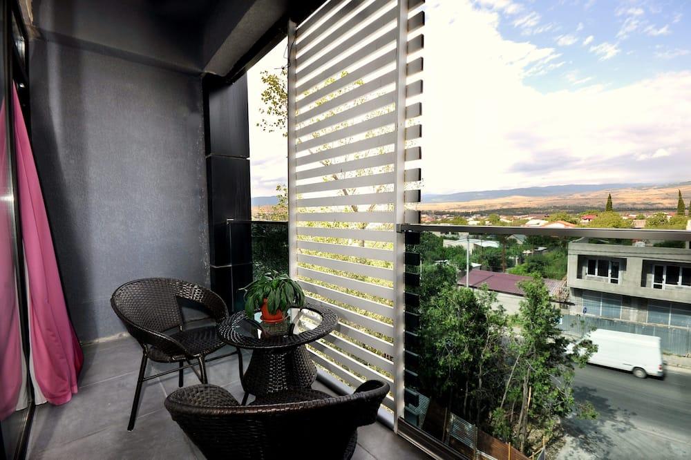 Studiosuite - Balkon