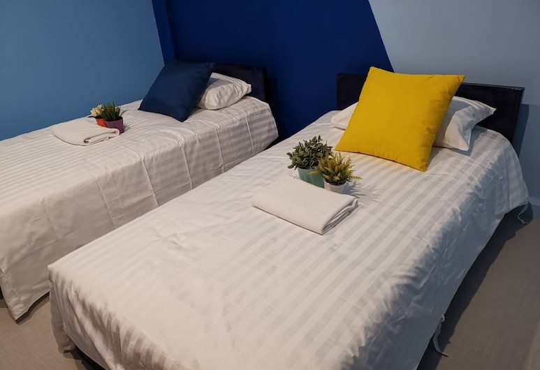 Tiga House, Bangkok, Twin Room with Private Bathroom, Guest Room
