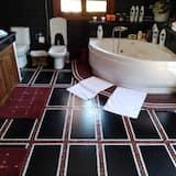 וילת דה-לוקס, 4 חדרי שינה - אמבט ספא פרטי