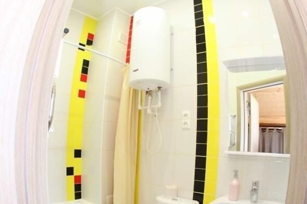 Habitación económica con 2 camas individuales - Baño