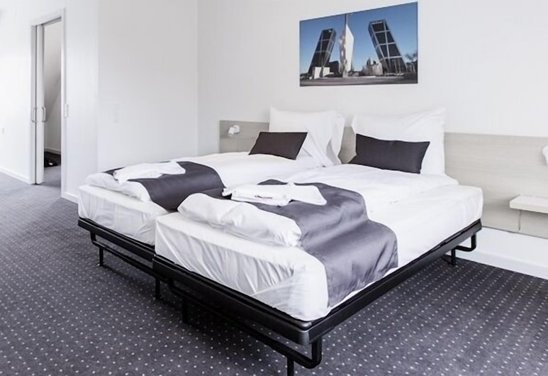 Hotel Tante Lemvig, Lemvig, Superior trokrevetna soba, Soba za goste