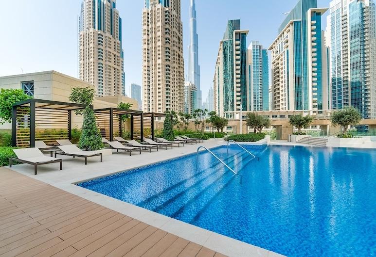 Vida Residences Downtown by EMAAR, Dubai, Outdoor Pool