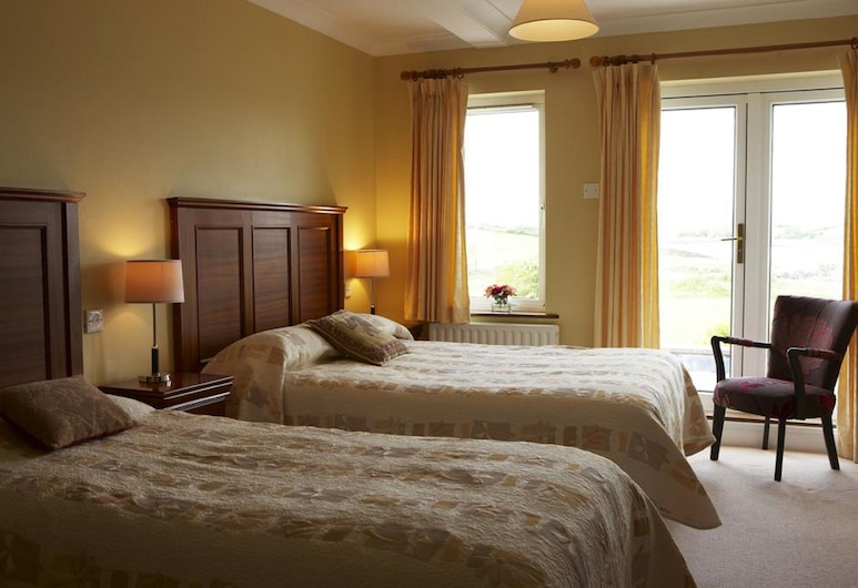 Seapoint House, Westport, Family Room, Guest Room