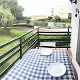 Apartman, 1 spavaća soba - Terasa/trijem