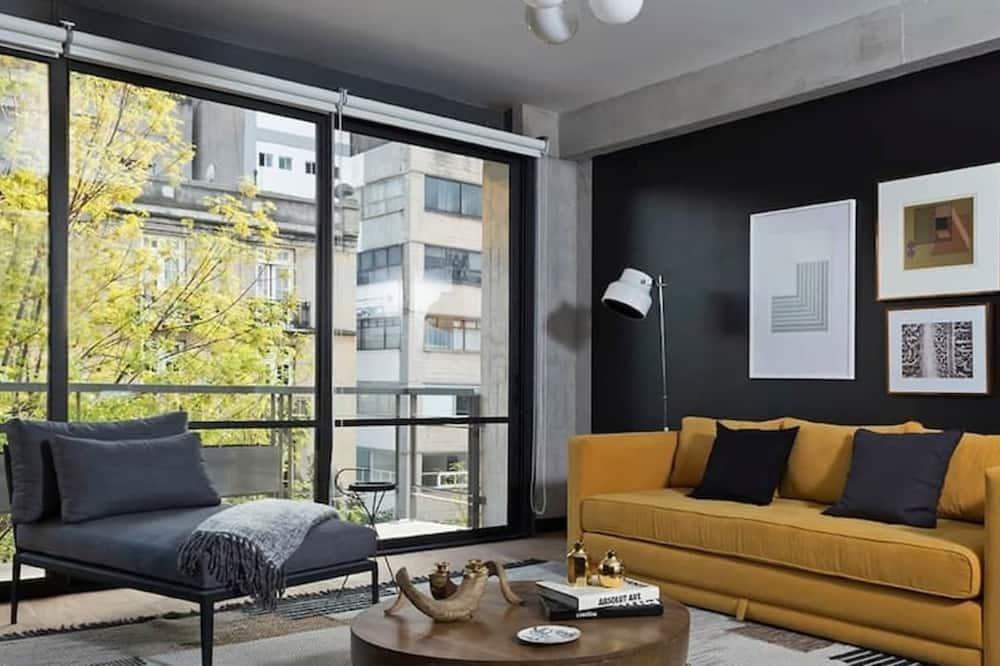 公寓, 非吸煙房 - 客廳