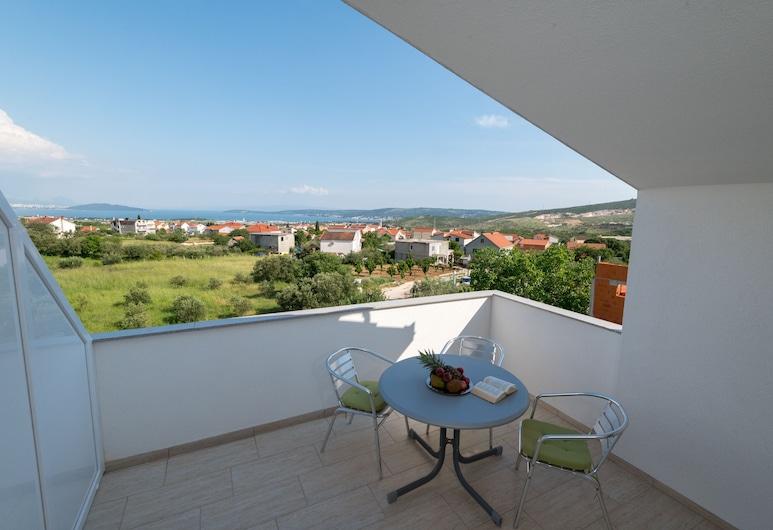 Apartments Livaja, Kastela, Studiolejlighed - havudsigt (More), Altan