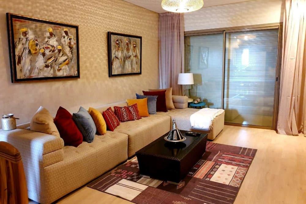 Lägenhet Design - Vardagsrum