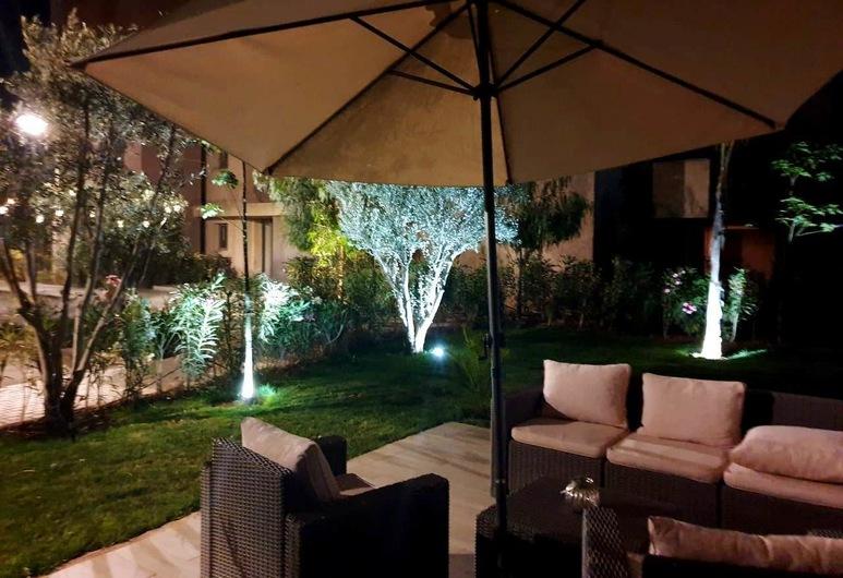 Lake Meadow, Marrakech, Design Apartment, Terrace/Patio