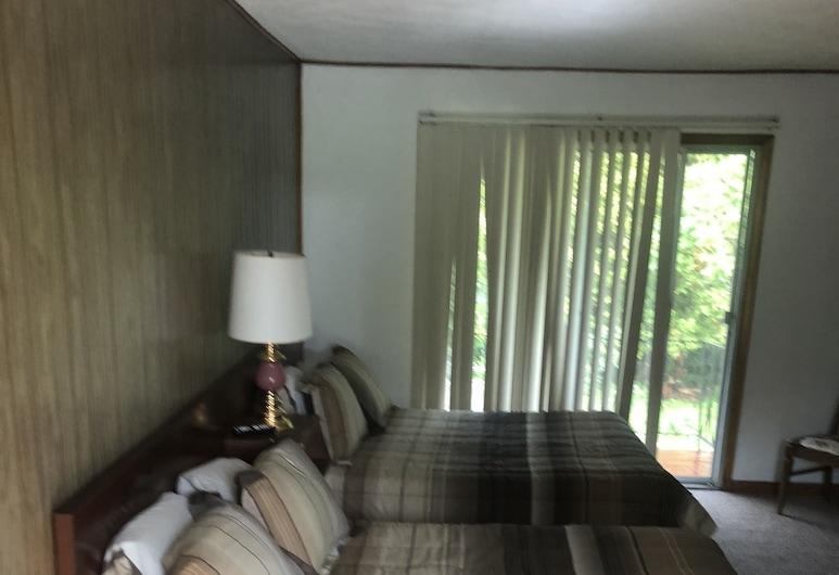 Cabin & Motel Rentals, East Durham, Exclusive - kahden hengen huone, Vierashuone
