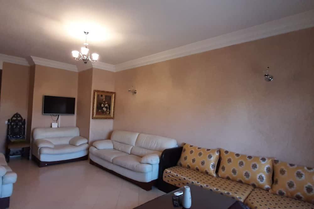 Standard Apartment, 2 Bedrooms - Living Room