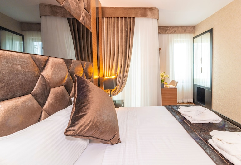 Eastanbul Suites, Istanbul, Standard Double or Twin Room, Guest Room