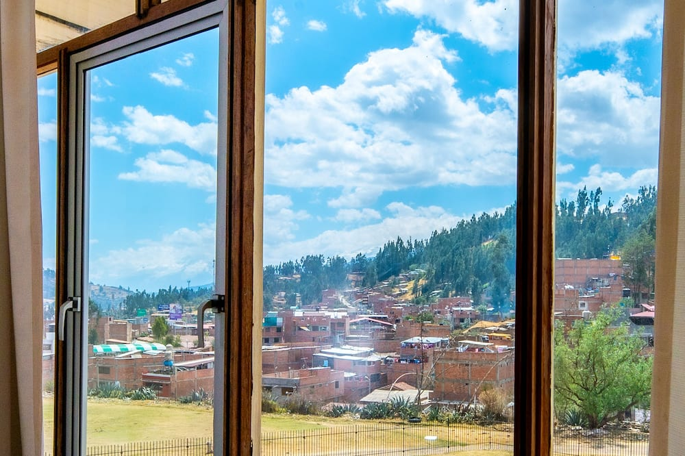 Classic Twin Room - Pemandangan Balkoni