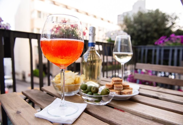Camera e Caffè Deluxe, Naples, Outdoor Dining