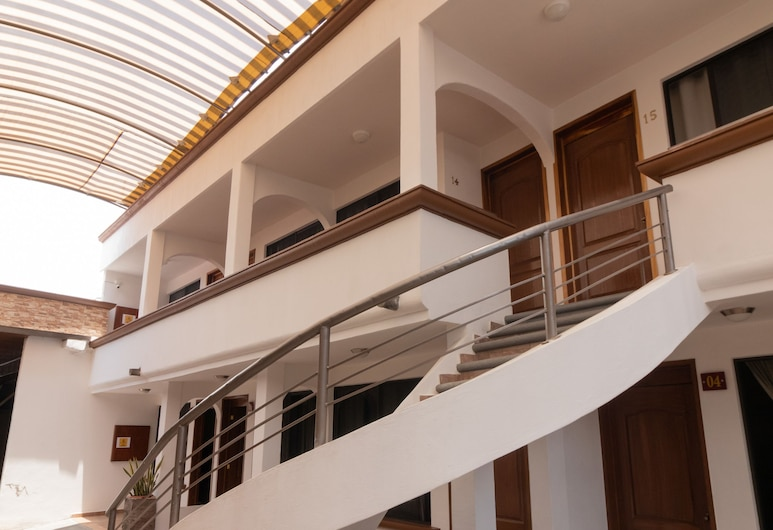 Hotel Ricarlo, Iguala de la Independencia, Interni dell'hotel