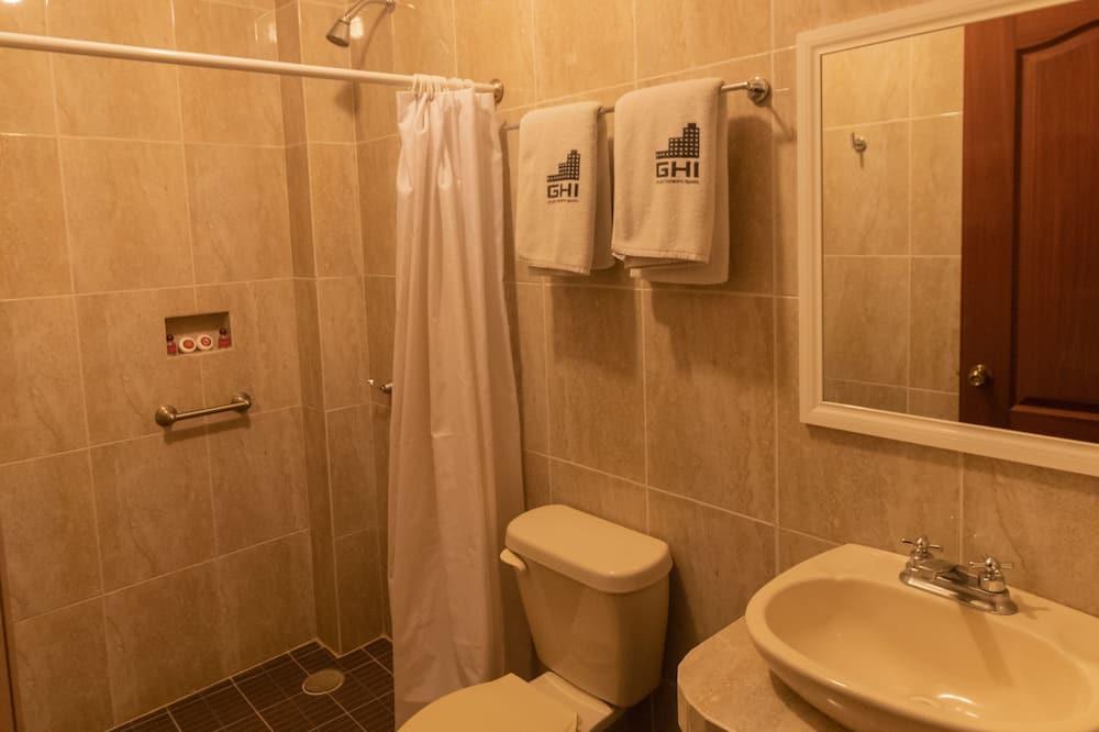 Business-Zimmer - Badezimmer