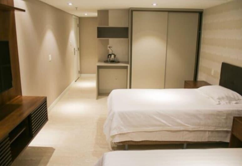 清新飯店, 聖保羅, 雙床房, 2 張單人床, 客房